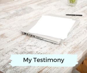 quotes from my testimony