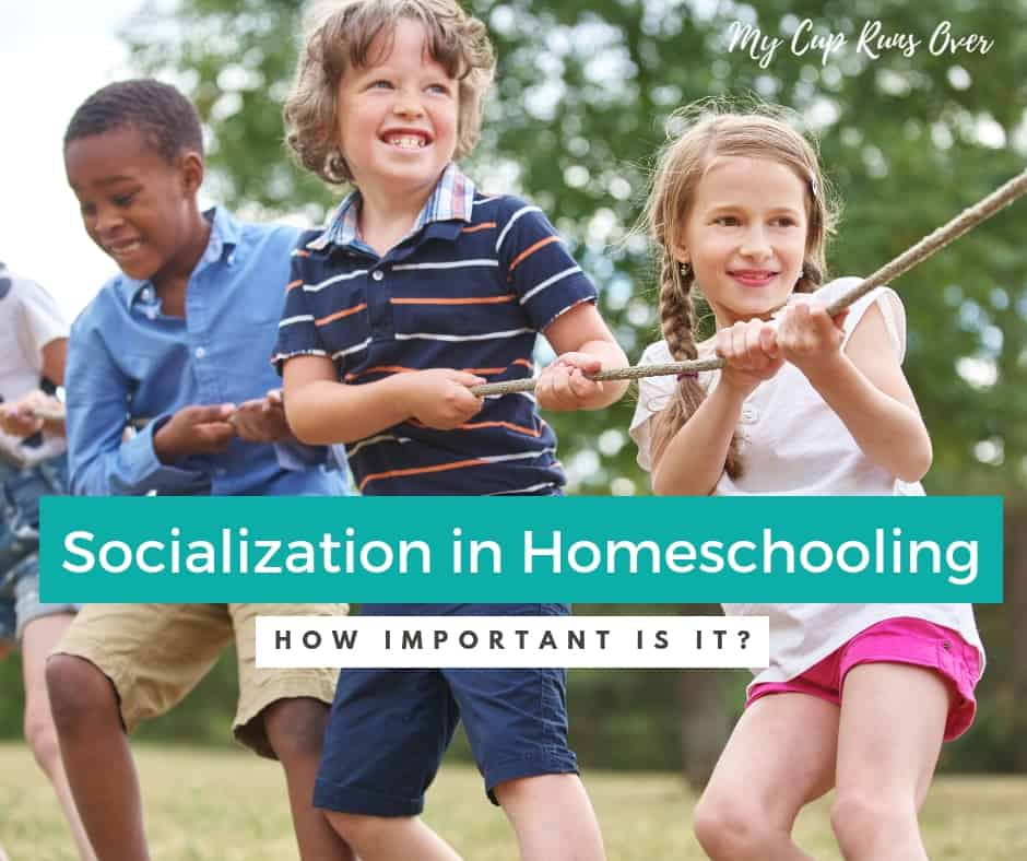 Socialization in homeschooling. How important is it?