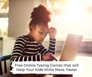 free online typing games that will help your kids write more, faster