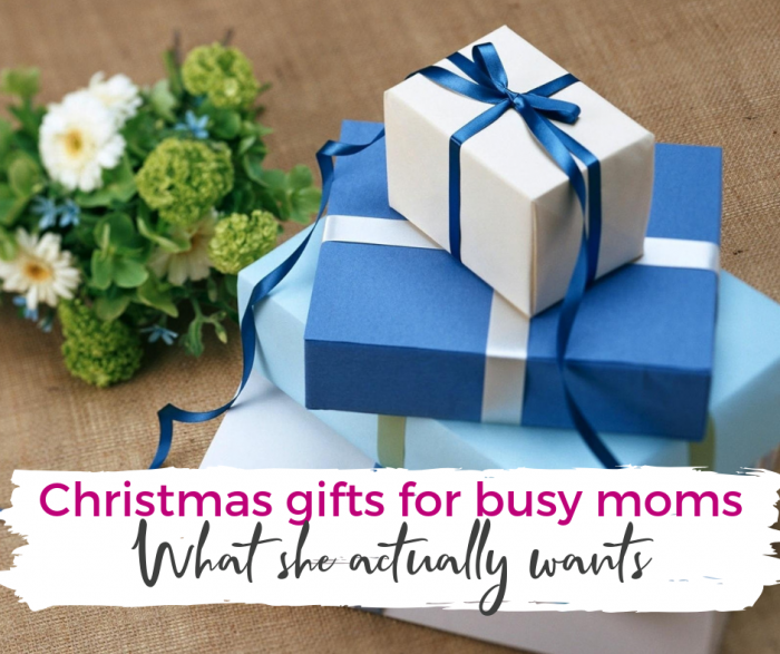 Christmas gifts for busy moms