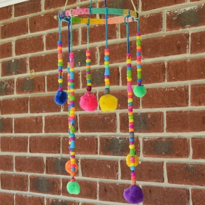 DIY Christmas Gifts: wind chimes