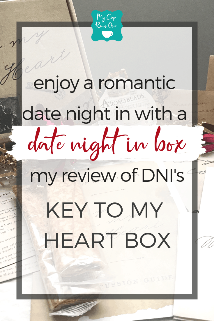 key to my heart date night in box review