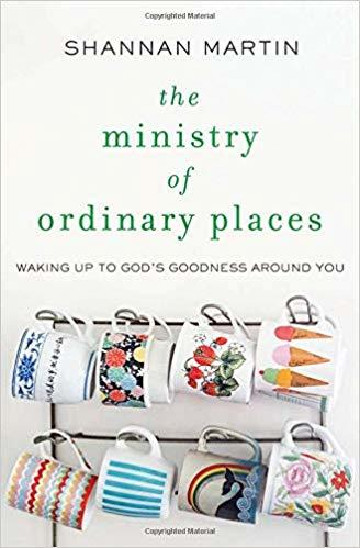 2019 Summer Reading list Giveaway: Ministry of Ordinary Places