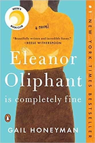 2019 Summer Reading list Giveaway Eleanor Oliphant is Completely Fine