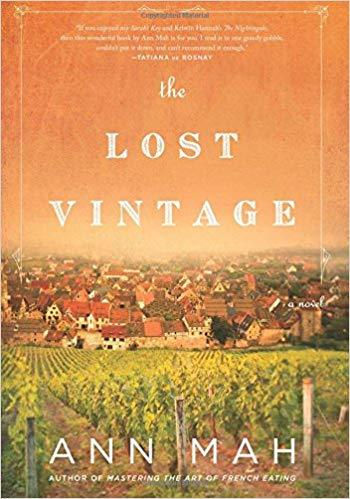 2019 Summer Reading list Giveaway the lost vintage