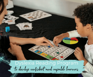 dyslexia reading program teaches kids with fun games