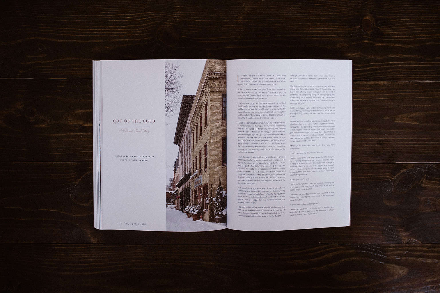 Joyful Life Magazine Treasure Issue