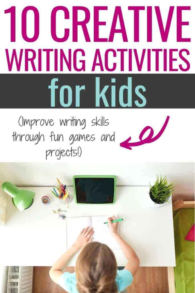10 Fun Writing Activities For Kids To Improve Writing Skills